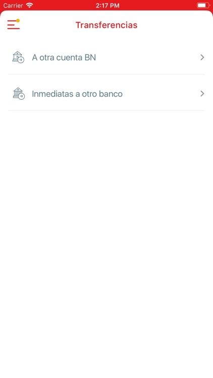 Banco de la Nación-banca móvil screenshot-4
