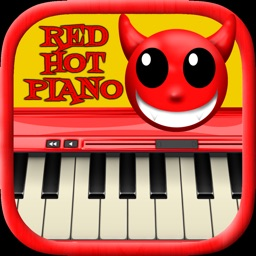 A Red Hot Piano - Play Music