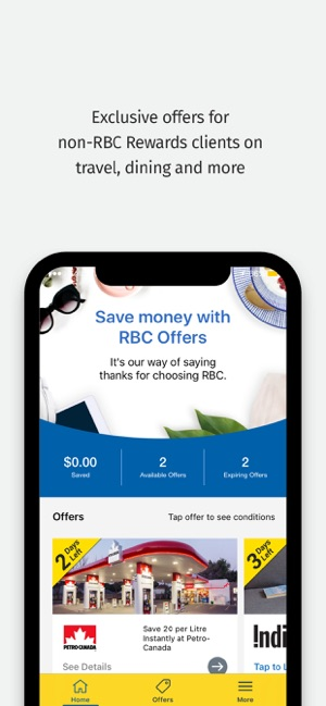 RBC Rewards on the App Store