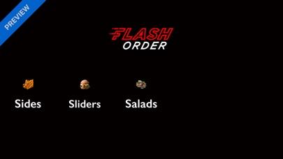 Flash Order Digital Ordering