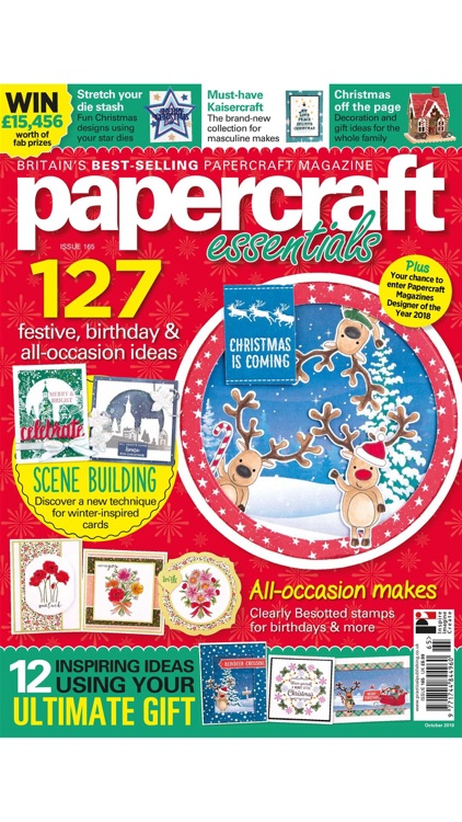 PAPERCRAFT ESSENTIALS screenshot-9