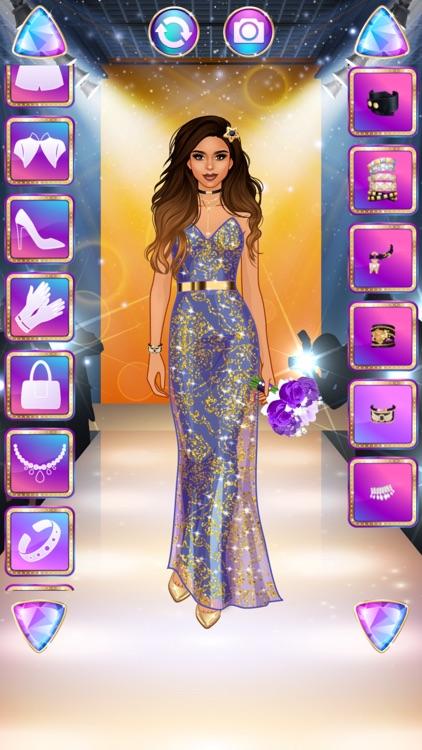 Fashion Dress Up - Girl Games screenshot-7