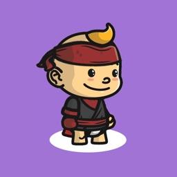 Ninja Baby Jump