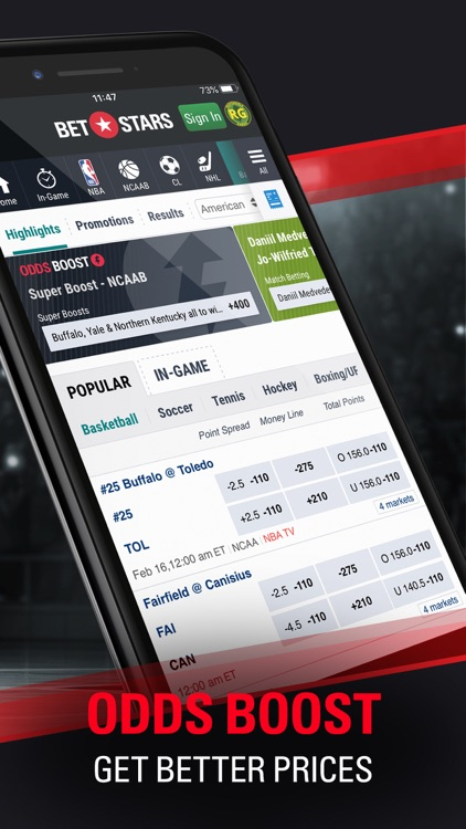 BetStars: Sports Betting