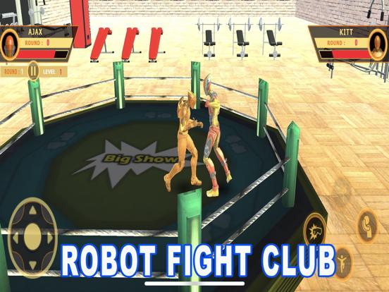 Super Robot Fighting Man Club screenshot 6