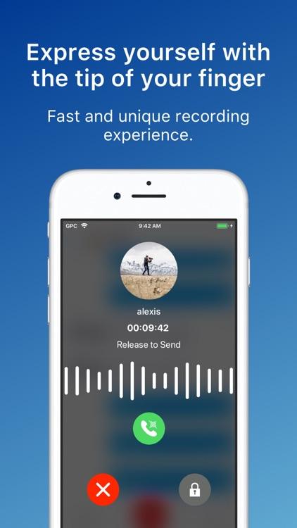 Hearshot Voice Messenger screenshot-4