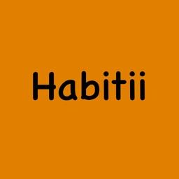 Habitii | 習慣記録アプリ