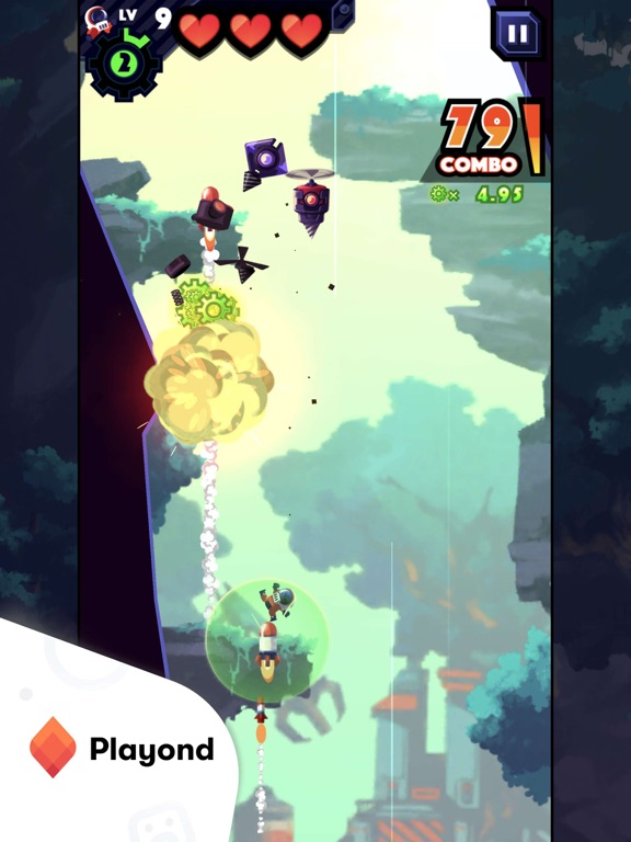 Missileman - Playond screenshot 6