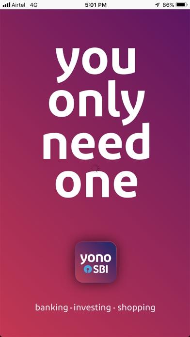 YONO SBI:Banking and Lifestyle screenshot one