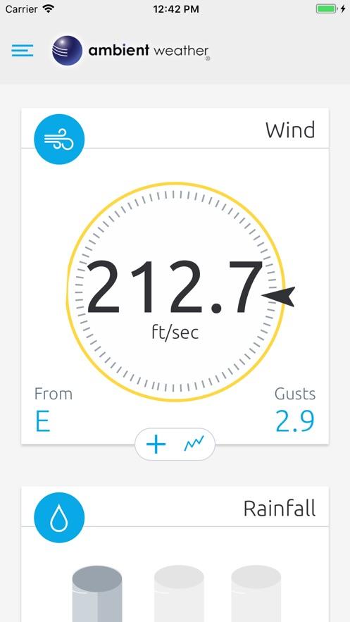 Ambient Weather Dashboard】版本记录- iOS App版本更新记录