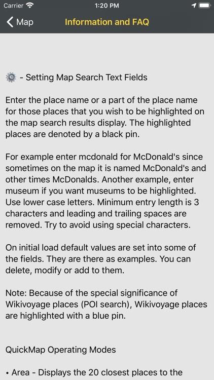QuickMap World screenshot-4