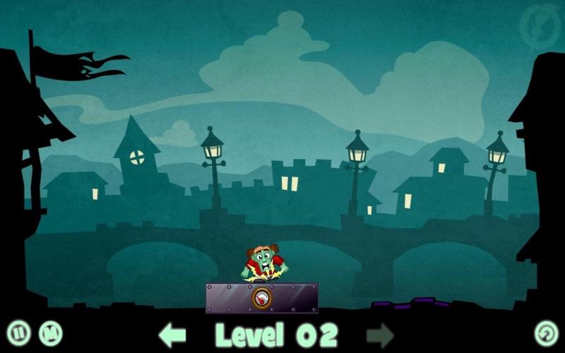 Drop The Zombie screenshot 5