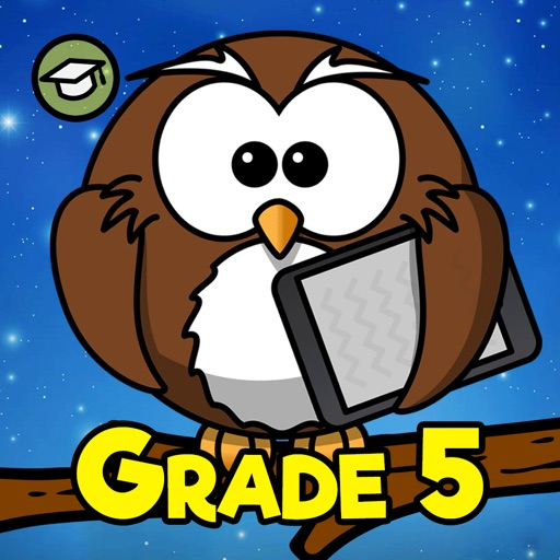 Fifth Grade Learning Games SE icon