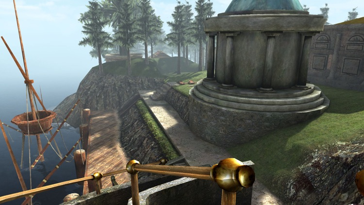 realMyst screenshot-0