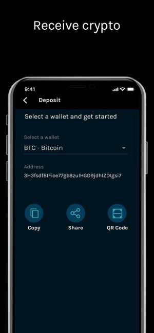 cryptocurrency phone wallet