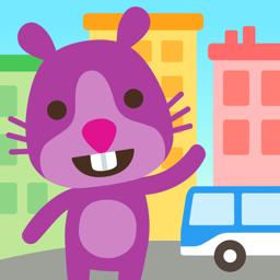 Ícone do app Cidade grande Sago Mini