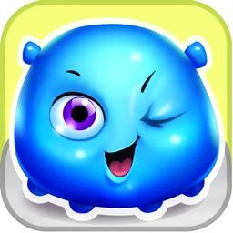 Jelly Monster Splash