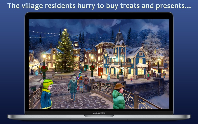 Snow Village 3D for Mac