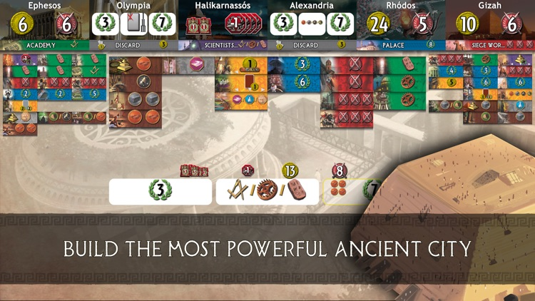 7 Wonders screenshot-2