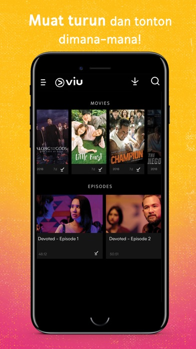 Viu - Drama & Filem dari Asia - Revenue & Download estimates - Apple
