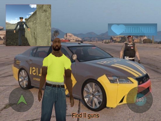 Driving police theft simulator screenshot 5