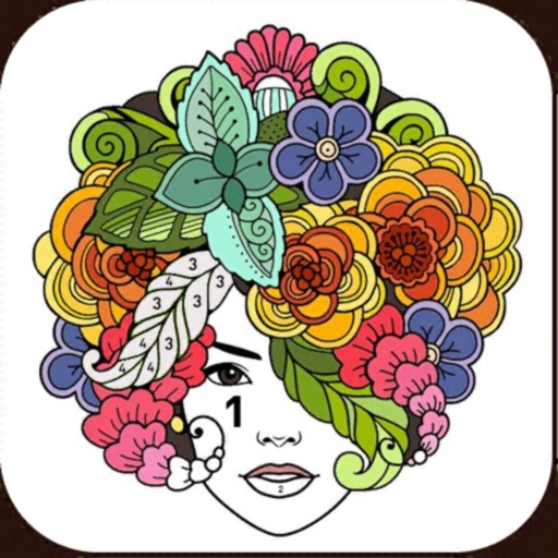 No. Draw - Color by Number