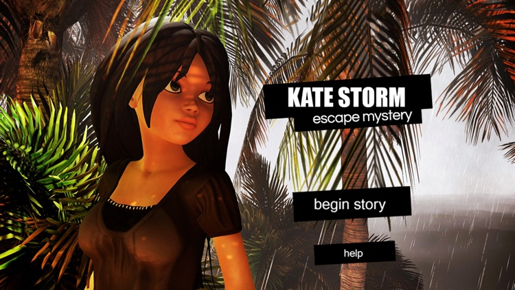 Kate Storm: Escape Mystery