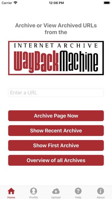 Wayback Machineのおすすめ画像1