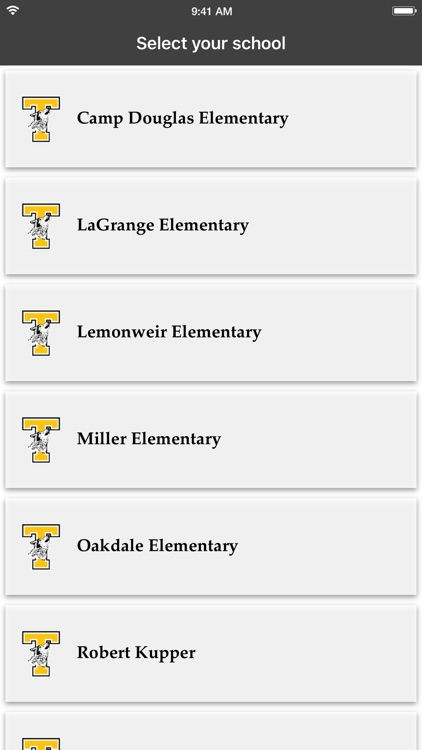 Tomah Area School District screenshot-3