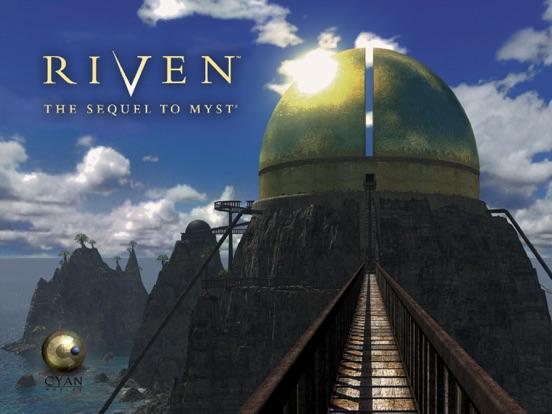 Riven (iPad version)のおすすめ画像1
