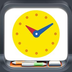 Clock Manipulative