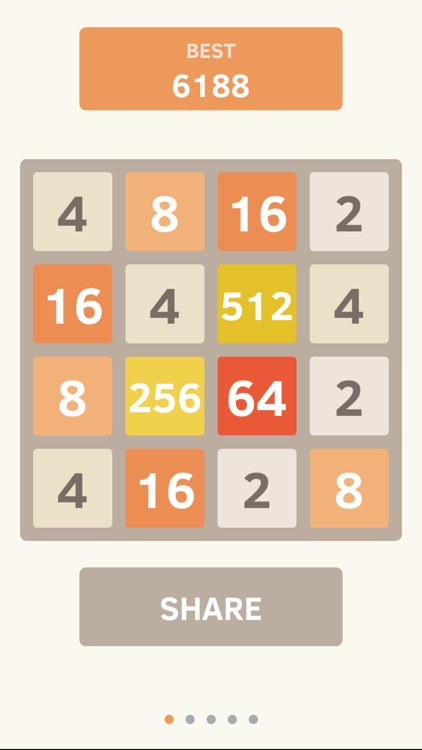 2048 screenshot-4
