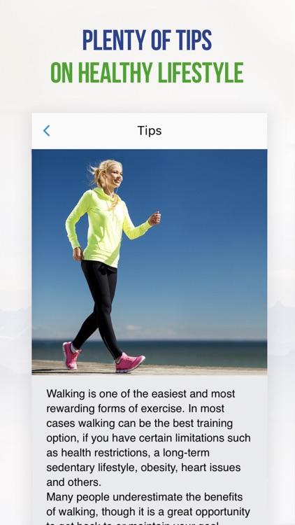 Weight Loss Walking by Verv screenshot-4