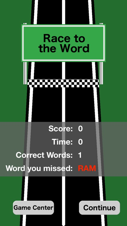 Race To the Word screenshot-3