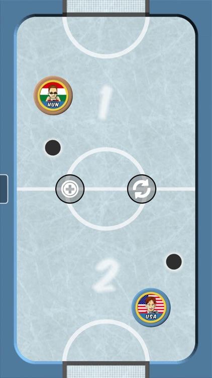 Dumb Air Hockey Championship screenshot-3