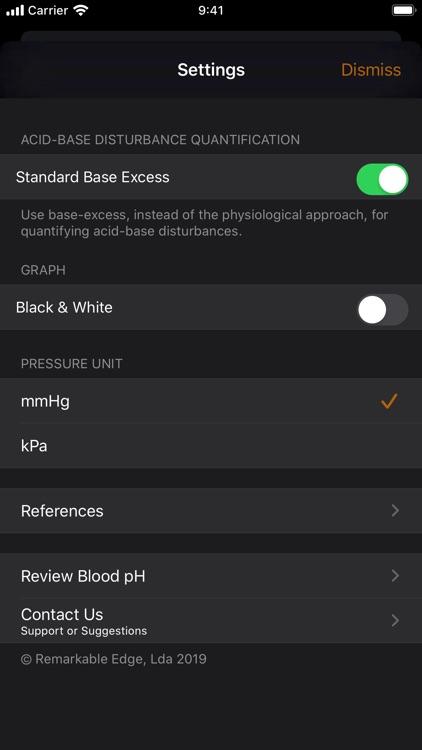 Blood pH screenshot-5