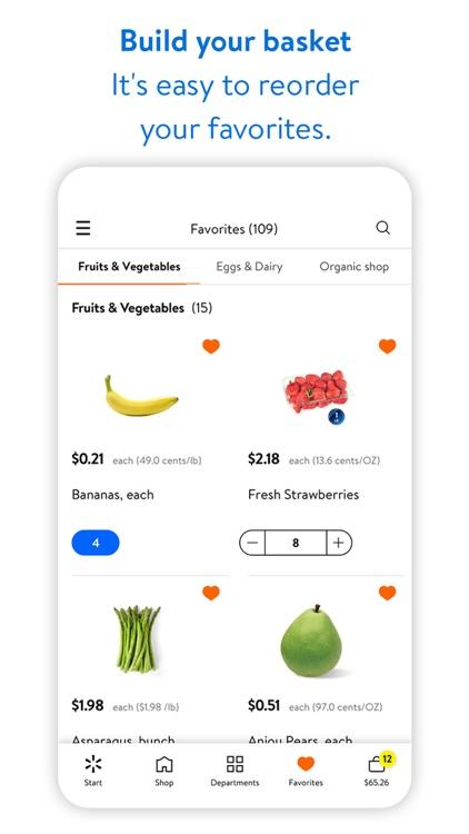 Walmart - shopping & grocery screenshot-4