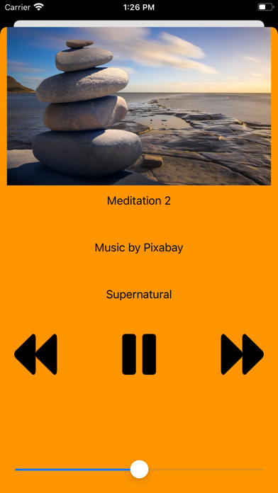 SuperNatural Meditation Music screenshot four