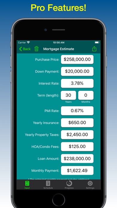 Loan Calculator - Loan2Me screenshot two