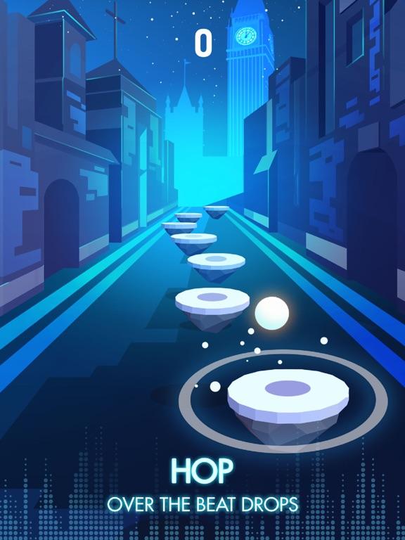 iPad Image of Hop Ball 3D