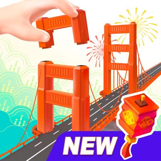 Pocket World 3D -unique puzzle icon