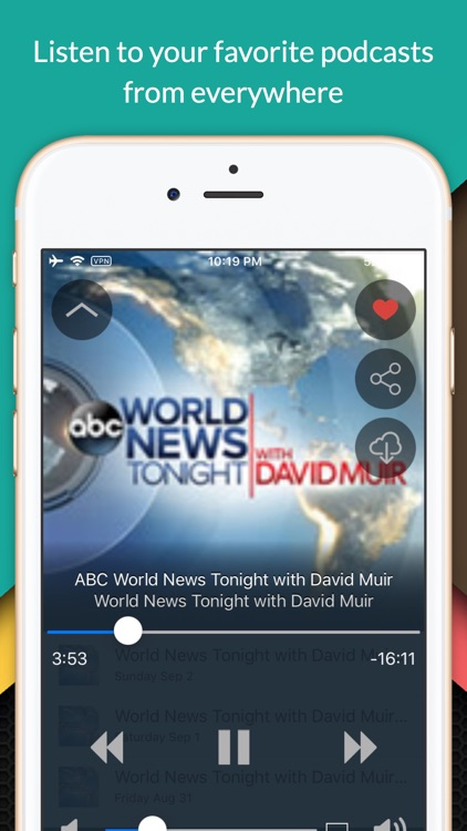 oiRadio USA - Live radio screenshot-4