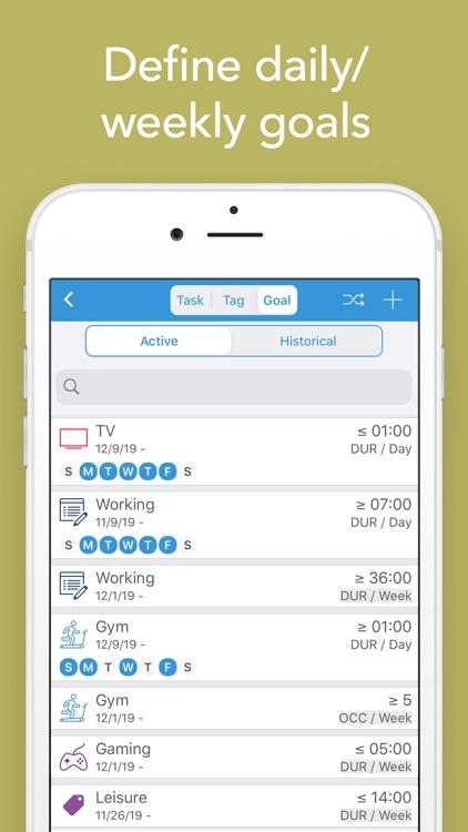 ATracker PRO Time Tracker screenshot-3
