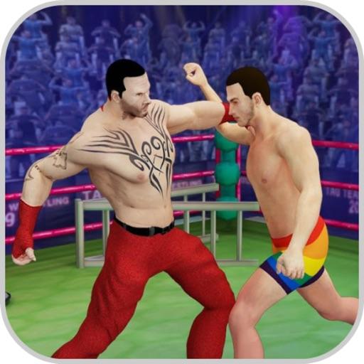 Strong Wrestling Fight World
