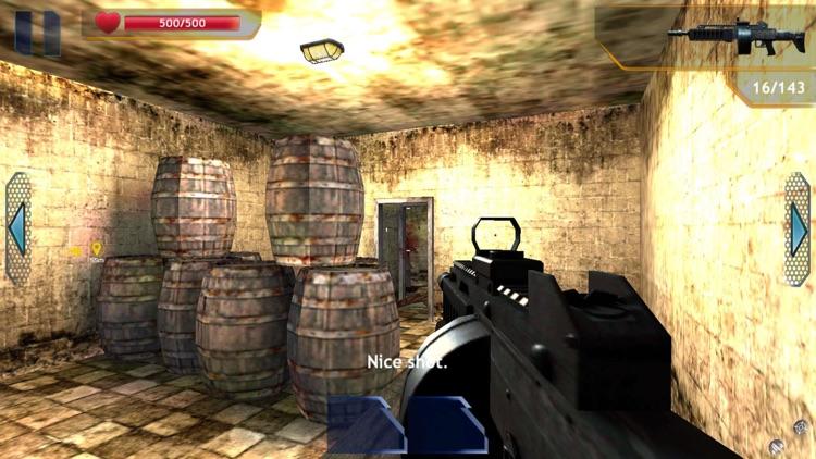Dead Zombie FPS Shooter Games screenshot-4