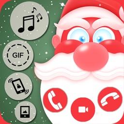 #1 Video Call Santa Wallpapers