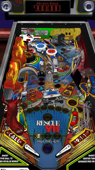 Screenshot from Pinball Arcade Plus