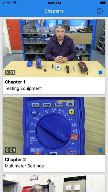 Fault Finding & Multimeters