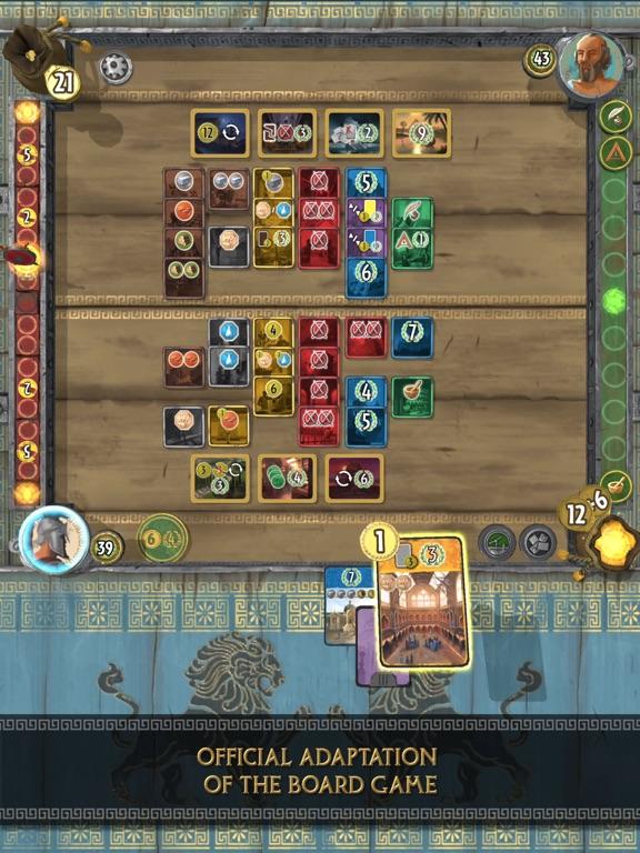7 Wonders Duel screenshot 6
