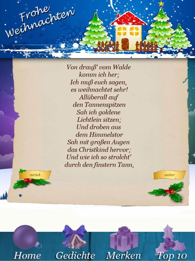 222 Weihnachts Gedichte